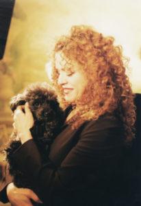 Bernadette-Peters-Pet-Event